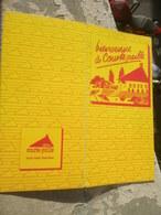 Menu Vintage Bienvenue à Courte-paille - Grill Accor - Mai 1991 - Menus