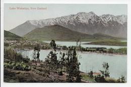 Lake Wakatipu, New Zealand - Valentine 52880 - Nuova Zelanda