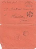 LETTERA.  7 NOV 1941. REGIE POSTALE. COMANDO 330° BATT.TERR.MOBILE. POSTA MILITARE. GRECIA VERONA - 1900-44 Victor Emmanuel III