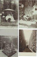 Germany ? - 4 Postcards.   S-4438 - To Identify