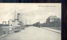 Stavoren - Stoomboot - 1920 - Stoomtrein - Stavoren
