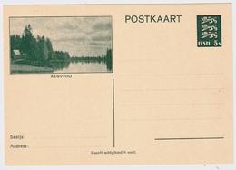 "1935, Bild-GSK "" Aegviidu ""  , #a1103 - Estland"
