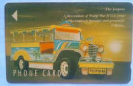 5PETA Eastern Telecom Jeepney  150 Units - Philippines