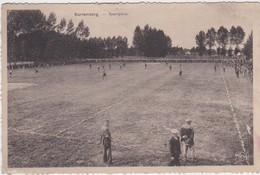 KORTENBERG-SPORTPLEIN-STADIUM-STADE-FOOTBALL-VOETBAL-VERSTUURD-1944-UITGAVE-HUIS SCHRIJVERS-ZIE DE 2 SCANS-ZELDZAAM! ! ! - Kortenberg