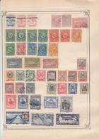 République Dominicaine  Lot Collection  1 Page  De Timbres  - Tous états Non Triés - Dominicaine (République)