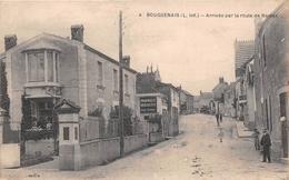 ¤¤  -   BOUGUENAIS   -  Arrivée Par La Route De Nantes    -   ¤¤ - Bouguenais
