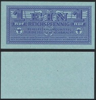 Germany 1 Reichspfennig  ND P-M32 Wehrmacht Auxiliary Payment Certificate UNC - [10] Emissioni Militari