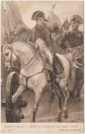 Napoléon 1er à La Bataille De Friedland (Circulé En 1907) - Historical Famous People