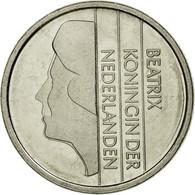 Monnaie, Pays-Bas, Beatrix, 25 Cents, 1996, TTB+, Nickel, KM:204 - [ 3] 1815-… : Kingdom Of The Netherlands