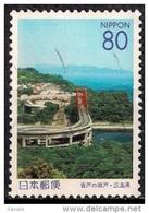 Japan 1998 - Prefectural Stamps - Hiroshima - 1989-... Emperador Akihito (Era Heisei)