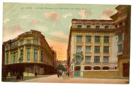 CPA 69 LYON Salle Rameau Et Martinière Des Filles - Lyon