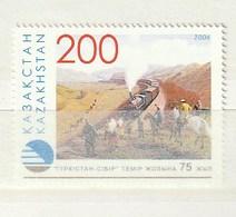 Kazakhstan 2006 Turkestan-Siberia Rail (1) UM - Kazajstán