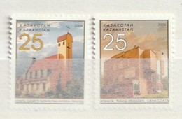 Kazakhstan 2006 Religions-Church (2) UM - Kasachstan