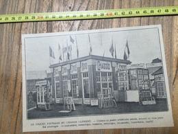 ANNEES 20/30 COQUET PAVILLON DU CHASSIS CLEMENT - Vieux Papiers