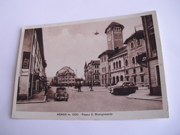 Vicenza - Asiago M. 1000 Piazza II Risorgimento + Auto - Vicenza