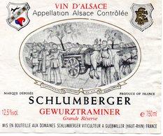 Vin D'Alsace / Schlumberger - Gewurztraminer (Grande Reserve) - Gewurztraminer