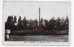 NEUVE CHAPELLE - LE MEMORIAL INDIEN - SOLDATS INDIENS MORTS DURANT LA 1ere GUERRE MONDIALE - FORMAT CPA VOYAGEE - Otros Municipios