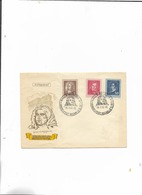 FDC Vom Händelfest In Halle 1952! - Briefe U. Dokumente