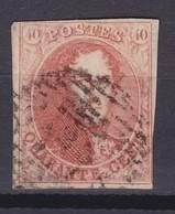 N° 12 Margé  Aminci - 1858-1862 Medallions (9/12)