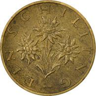 Monnaie, Autriche, Schilling, 1978, TB+, Aluminum-Bronze, KM:2886 - Autriche
