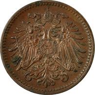 Monnaie, Autriche, Franz Joseph I, Heller, 1912, TTB, Bronze, KM:2800 - Autriche