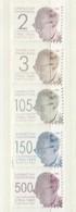 Kazakhstan 2006 Set Of 5 N.Ripinsky UM £ - Kazajstán