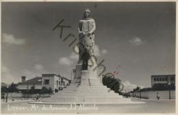 Lisboa - Ma. Dr. Antonio J.d'Almeida  [E499 - Portugal