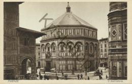 Firenze - Il Battistero  [E501 - Firenze