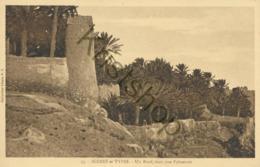 Scenes Et Types - Un Bordj Dans Une Palmeraie  [E637 - Postcards