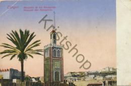 Tanger - Mosque Des Aissagilias  [E932 - Tanger