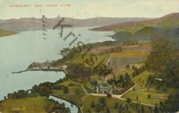 Inveraray And Loch Fyne  [E1267 - Postcards