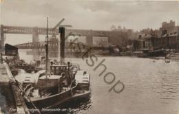 Newcastle-on-Tyne - The Two Bridges  [E1302 - Newcastle-upon-Tyne