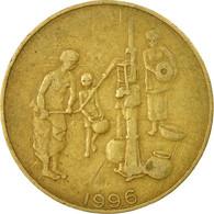 Monnaie, West African States, 10 Francs, 1996, Paris, TTB, Aluminum-Bronze - Côte-d'Ivoire