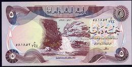 IRAQ : 5 Dinars - P70 -  1980 - XF - Irak