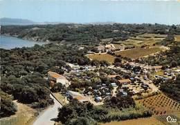 83-GIENS- VUE PANORAMIQUE AERIENNE - France