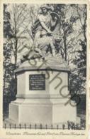 Winschoten - Monument Graaf Adolf Nassau Heiligerlee  [E2538 - Winschoten