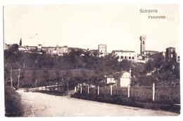 Scarperia (Firenze) - Panorama. 1909 - Firenze