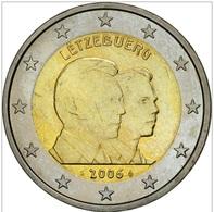 Luxembourg, 2 Euro, Letzebuerg, 2006, SPL, Bi-Metallic - Luxembourg