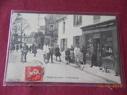 CPA - Thoiry - La Grande-Rue (Maison Lesieur) - Thoiry