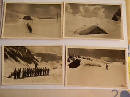 """Dep 74 Col Des Aravis  """" Ski Chez Blanc """" Lot De 8 Cartes ( Edit Ch Blanc ) Chalet Hotel  ( Neuve ) - Unclassified"""