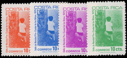 Costa Rica 1979 Obligatory Tax, Christmas Unmounted Mint. - Costa Rica