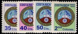 Costa Rica 1969 Costa Rica 69 Unmounted Mint. - Costa Rica