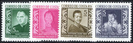 Costa Rica 1959 Obligatory Tax, Christmas Unmounted Mint. - Costa Rica