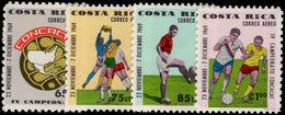 Costa Rica 1969 Football Unmounted Mint. - Costa Rica