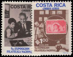 Costa Rica 1970 Costa Rica 70 Unmounted Mint. - Costa Rica