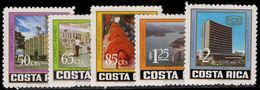Costa Rica 1974 Electrical Institute Unmounted Mint. - Costa Rica