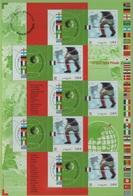 BF49 - FRANCE Blocs N° 49 Neuf** Championnat Du Monde De Football - Ungebraucht