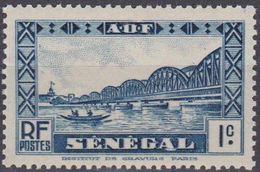 Senegal 142 MH Faidherbe Bridge (GI0066) - Senegal (1960-...)