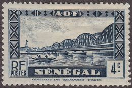 Senegal 145 MH Faidherbe Bridge (GI0070) - Senegal (1960-...)