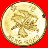 # ORCHID: HONG KONG ★ 10 CENTS 1998 MINT LUSTER! LOW START ★ NO RESERVE! - Hong Kong